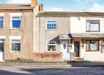 Thumbnail 2 bed terraced house for sale in New Street, Alfreton