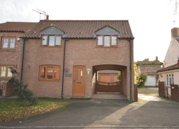 Thumbnail 3 bed detached house for sale in Main Street, Staxton, Scarborough