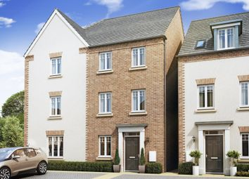 """Thumbnail 3 bed semi-detached house for sale in """"Cannington"""" at Northern Way, Bury St Edmunds"""