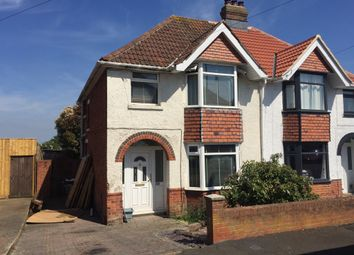 Thumbnail 3 bed semi-detached house for sale in Portview Road, Southampton