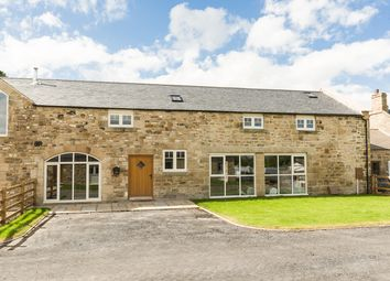 Thumbnail 4 bedroom barn conversion for sale in The Coach House, Bradley Hall Farm, South Wylam, Northumberland