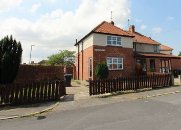Thumbnail 2 bed semi-detached house to rent in Dunelm Avenue, Willington, Crook