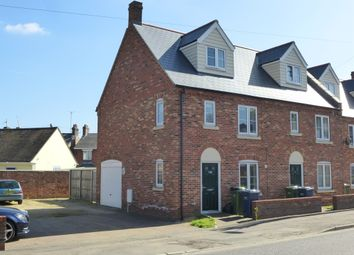 Thumbnail 2 bed end terrace house for sale in The Chase, Leverington Road, Wisbech