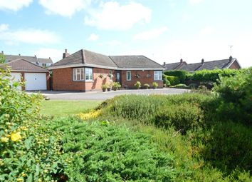 Thumbnail 4 bed detached bungalow for sale in Crick Road, Hillmorton, Rugby, Warwickshire