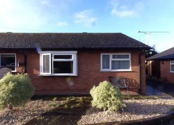 Thumbnail 2 bed bungalow for sale in Rhos Y Wern, Ruthin, Denbighshire