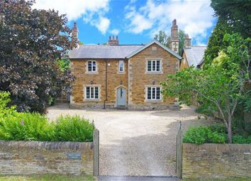 Thumbnail 4 bed detached house for sale in Main Street, Hannington, Northampton