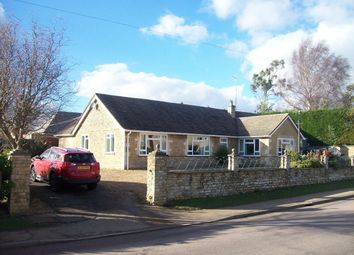 Thumbnail 5 bedroom detached bungalow to rent in Fotheringhay Road, Nassington, Peterborough