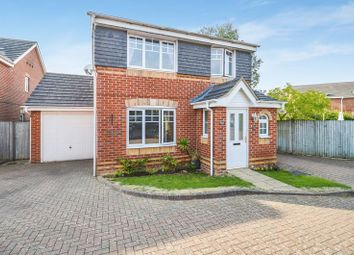 Thumbnail 3 bed detached house for sale in Trenchard Avenue, Halton, Aylesbury