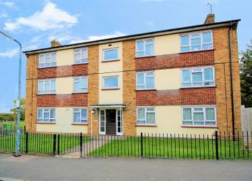 Thumbnail 1 bed flat for sale in Knockhall Road, Greenhithe