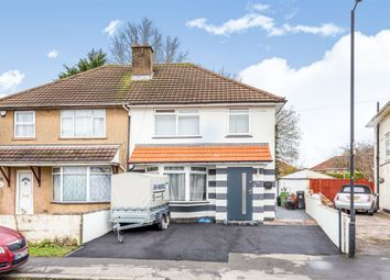 3 bed semi-detached house for sale in Ravenglass Crescent, Southmead, Bristol BS10