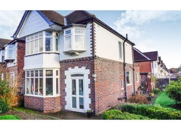 Thumbnail 3 bed detached house for sale in Buxton Road, Sutton Coldfield