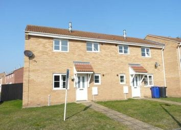 Thumbnail 2 bed end terrace house for sale in Falcon Way, Beck Row, Bury St. Edmunds