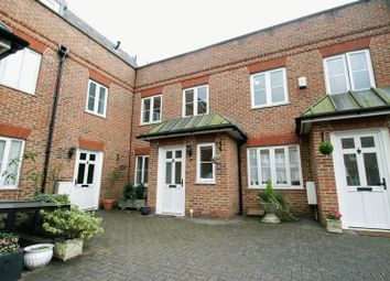 Thumbnail 2 bed mews house to rent in Old Dairy Square, London