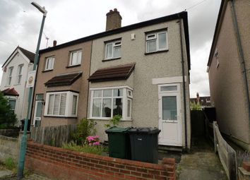 Thumbnail 2 bed semi-detached house to rent in Beaconsfield Road, Bexley