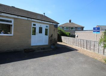 Thumbnail 2 bed bungalow for sale in Simpson Road, Mytholmroyd, Hebden Bridge