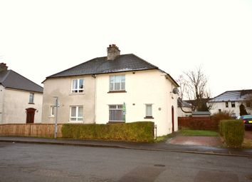 Thumbnail 3 bed semi-detached house to rent in Stark Avenue, Camelon, Falkirk