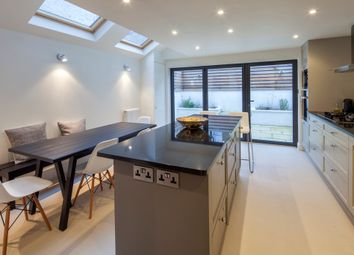 Thumbnail 4 bed terraced house to rent in Mendora Road, London
