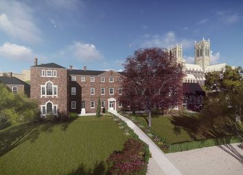 Thumbnail 2 bed flat for sale in Bailgate Court, Wordsworth Street, Lincoln