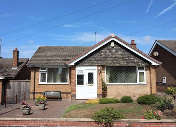 Thumbnail 2 bed detached bungalow for sale in Chaworth Avenue, Watnall, Nottingham