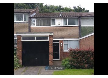 Thumbnail 3 bedroom terraced house to rent in Bent Spur Road, Bolton