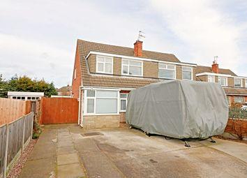 Thumbnail 3 bedroom semi-detached house for sale in Skipton Drive, Little Sutton, Ellesmere Port