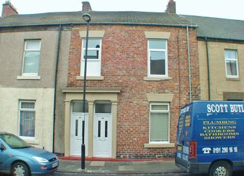 Thumbnail 3 bed flat to rent in Coburg Street, North Shields