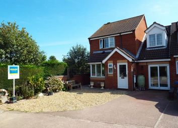 Thumbnail 4 bedroom semi-detached house for sale in Sheringham, Norfolk