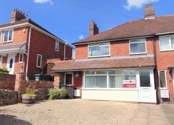 Thumbnail 3 bed terraced house for sale in Gun Hill, Arley, Coventry