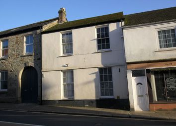 Thumbnail 3 bed terraced house for sale in Queen Street, Lostwithiel