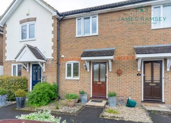 Thumbnail 2 bed terraced house for sale in Springfields Close, Chertsey