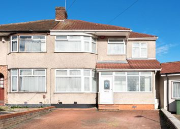 Thumbnail 1 bedroom flat to rent in Langland Crescent, Stanmore