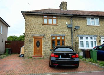 Thumbnail 3 bedroom semi-detached house to rent in Downing Road, Dagenham
