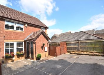 Thumbnail 1 bed terraced house for sale in Hitherhooks Hill, Binfield, Bracknell