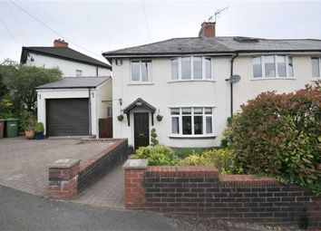 Thumbnail 3 bed semi-detached house for sale in St. Martins Crescent, Caerphilly