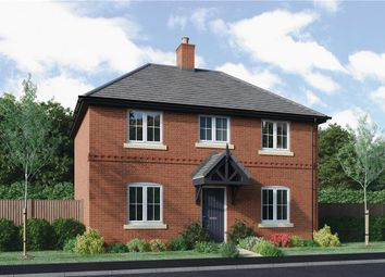 """Thumbnail 3 bedroom detached house for sale in """"Elmley"""" at Burton Road, Streethay, Lichfield"""