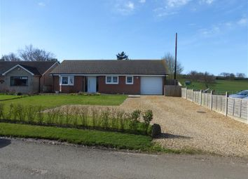 Thumbnail 3 bed detached bungalow for sale in St Judiths Lane, Sawtry, Huntingdon