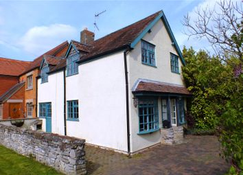 Thumbnail 4 bed semi-detached house for sale in The Bank, Marlcliff, Bidford-On-Avon, Alcester
