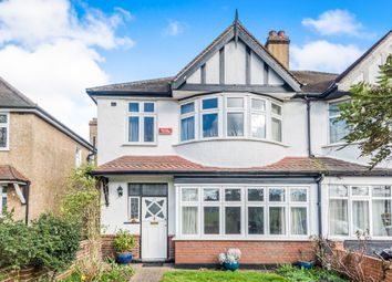 Thumbnail 3 bedroom semi-detached house for sale in Exbury Road, Catford, London