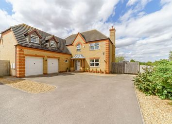 Thumbnail 5 bed detached house for sale in Heath Road, Warboys, Huntingdon