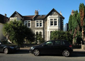 Thumbnail 4 bed flat to rent in Henleaze Road, Henleaze, Bristol