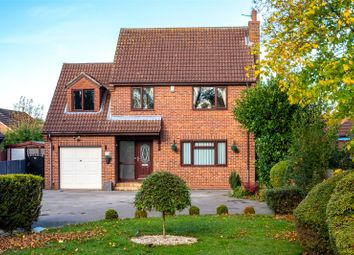 Thumbnail 4 bed detached house for sale in Park Lane, Barlow, Selby