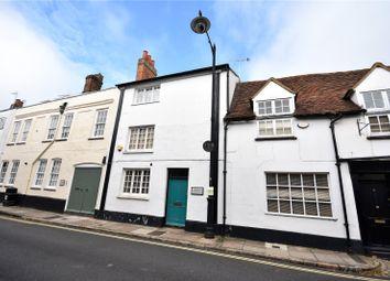 Thumbnail 1 bed maisonette to rent in Castle Street, Aylesbury, Buckinghamshire