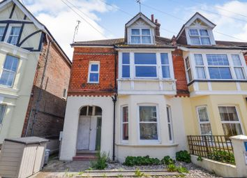 Thumbnail 2 bed flat to rent in Albany Road, Bexhill On Sea