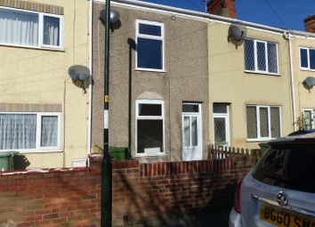 Thumbnail 3 bed terraced house to rent in Veal Street, Grimsby