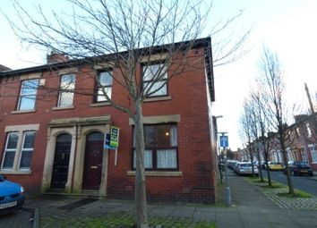 Thumbnail 3 bedroom terraced house to rent in Trafford Street, Preston
