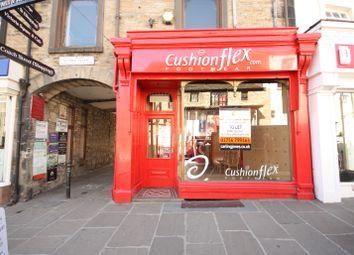 Thumbnail Retail premises to let in Sheep Street, Skipton