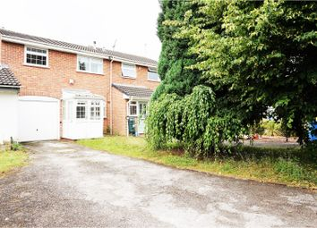 Thumbnail 2 bedroom town house for sale in Wakami Crescent, Chellaston