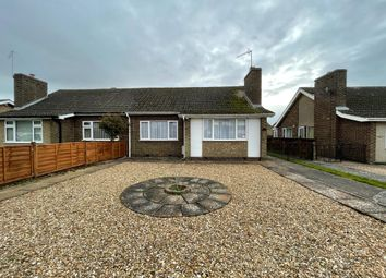 Thumbnail 2 bed semi-detached bungalow for sale in Deeble Road, Kettering