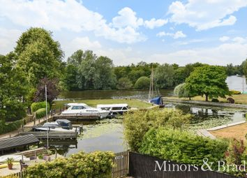 Thumbnail 4 bed link-detached house for sale in Ferry Cott Lane, Horning, Norwich
