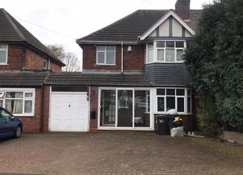 3 bed semi-detached house to rent in Madison Avenue, Birmingham B36